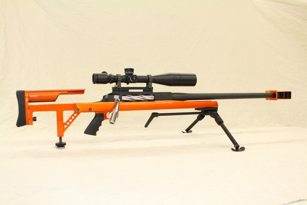 ar50 rifle bipod and cant lock extension